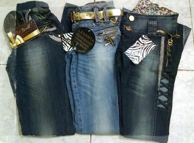Calça jeans Pit Bull,  - Rafael Maciel