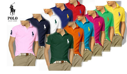 KIT 10 POLO RALPH LAUREN BIG PONEY  - Rafael Maciel