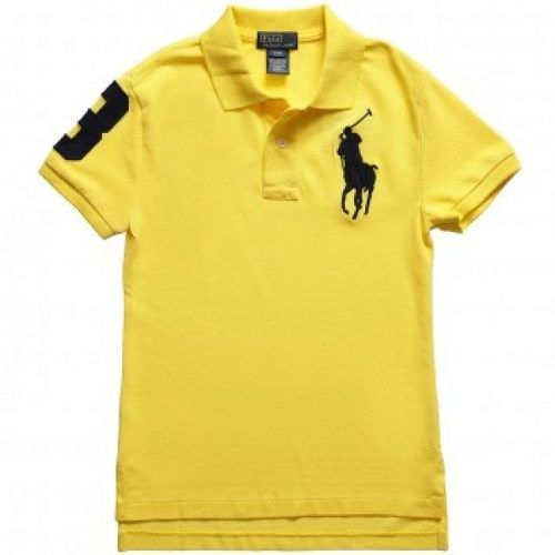 KIT 05 POLOS RALPH LAUREN BIG PONEY  - Rafael Maciel