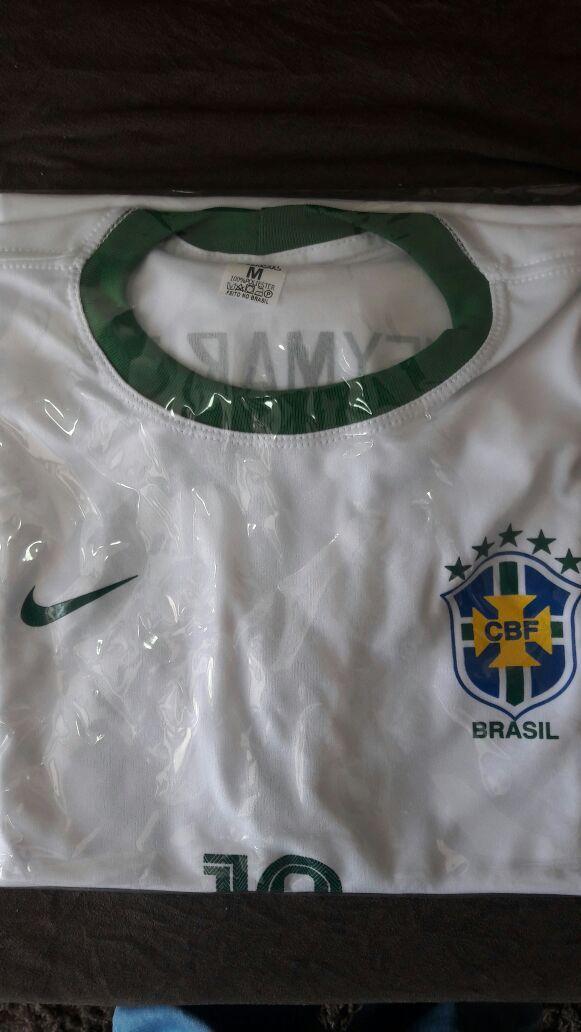 KIT 10 CAMISAS DO BRASIL 2º LINHA   - Rafael Maciel