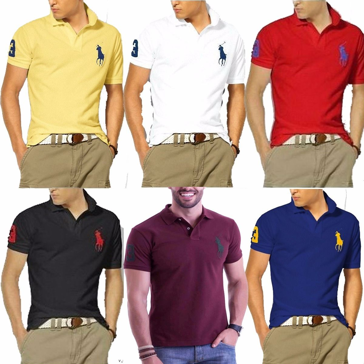 POLO RALPH LAUREN BIG PONEY  - Maicon Fernando Pedroso