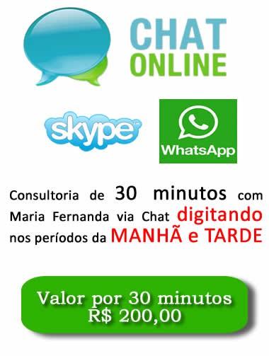Consultoria Skype Whatsapp digitando Períodos Manhã e Tarde 30 Minutos  - Fazer um homem correr atrás