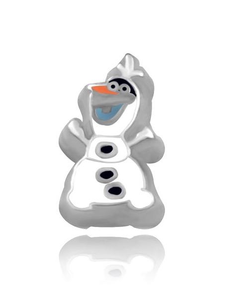 CHARME PARA CÁPSULA , OLAF , FROZEN.