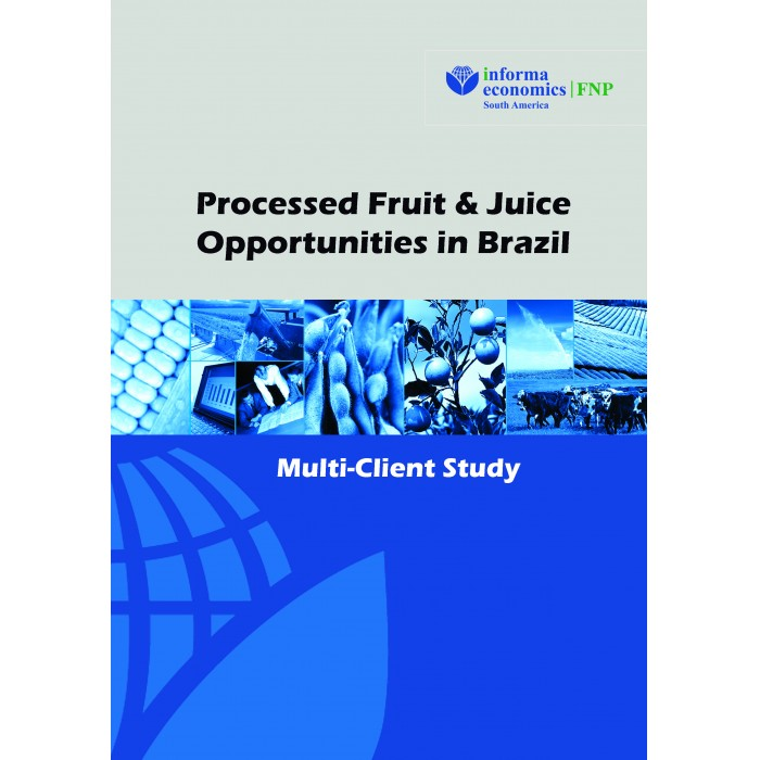 Processed Fruit & Juice Opportunities in Brazil
