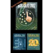 Agrianual 2017 + 2016 + 2015
