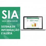 SIA - Sistema de Informação e Alerta