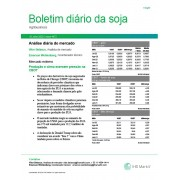 Boletim Diário de Soja - Via Email