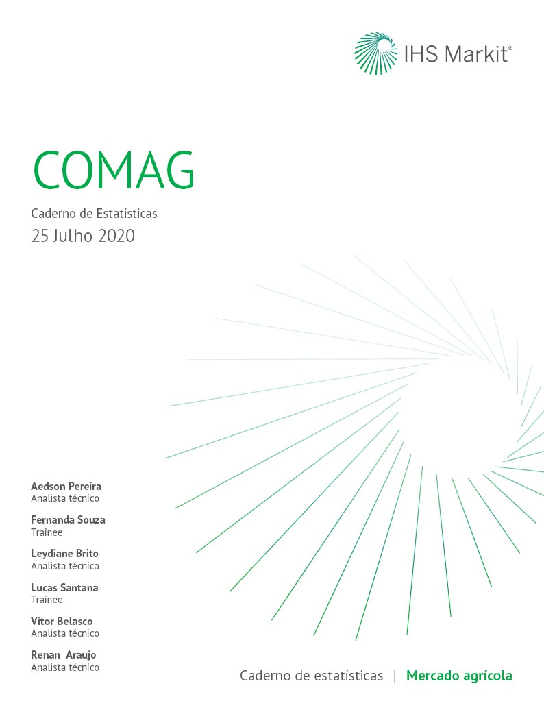 COMAG – Consultoria de Mercados Agrícolas   MILHO