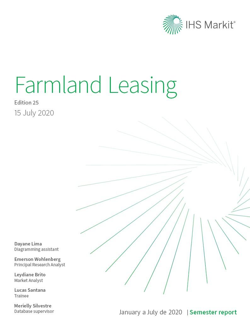 Relatório de Arrendamento/ Land Leasing Report - Anual em Inglês