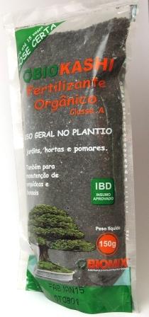Biokashi Fertilizante Orgânico Classe A 150g - Biomix