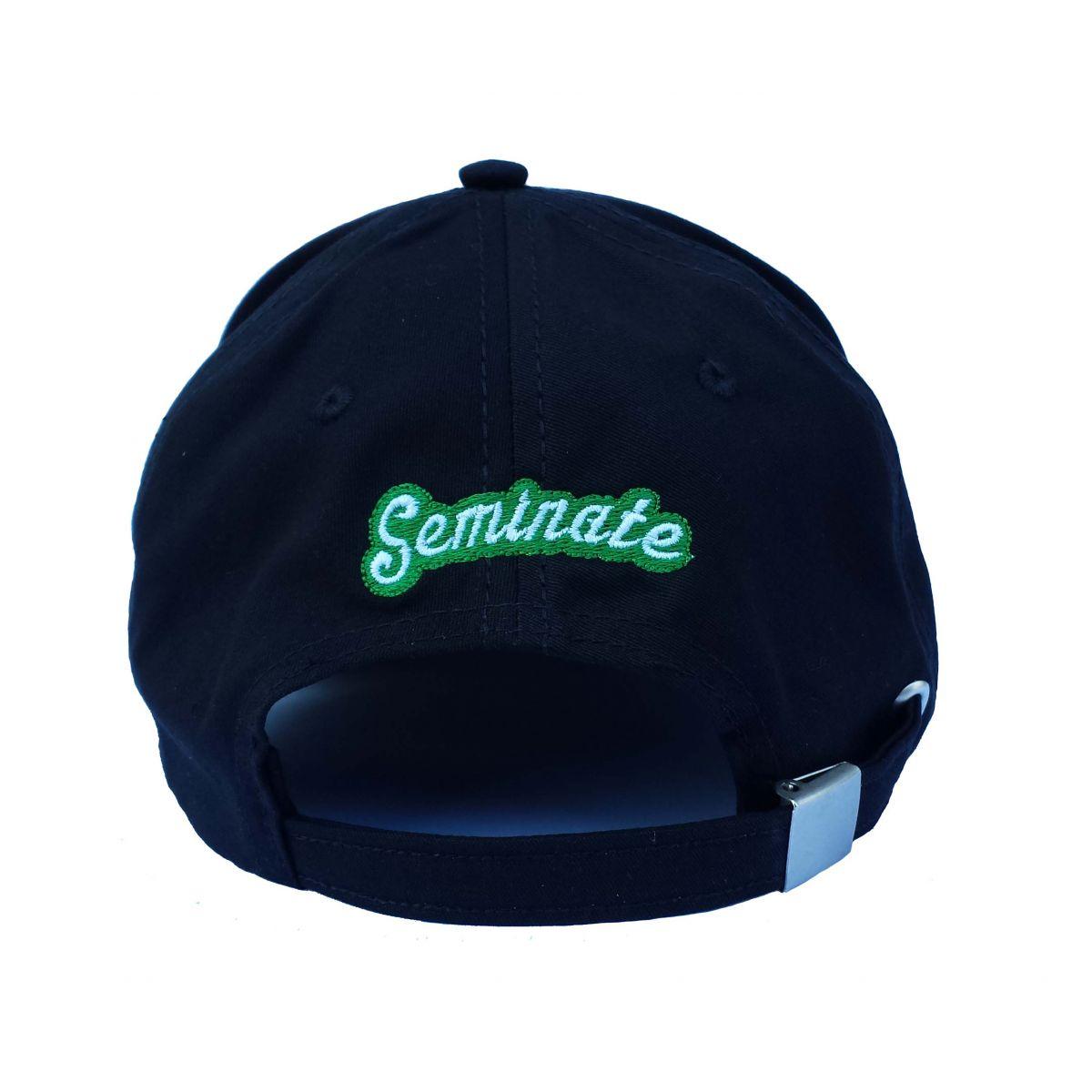 Boné Black Seminate Basic