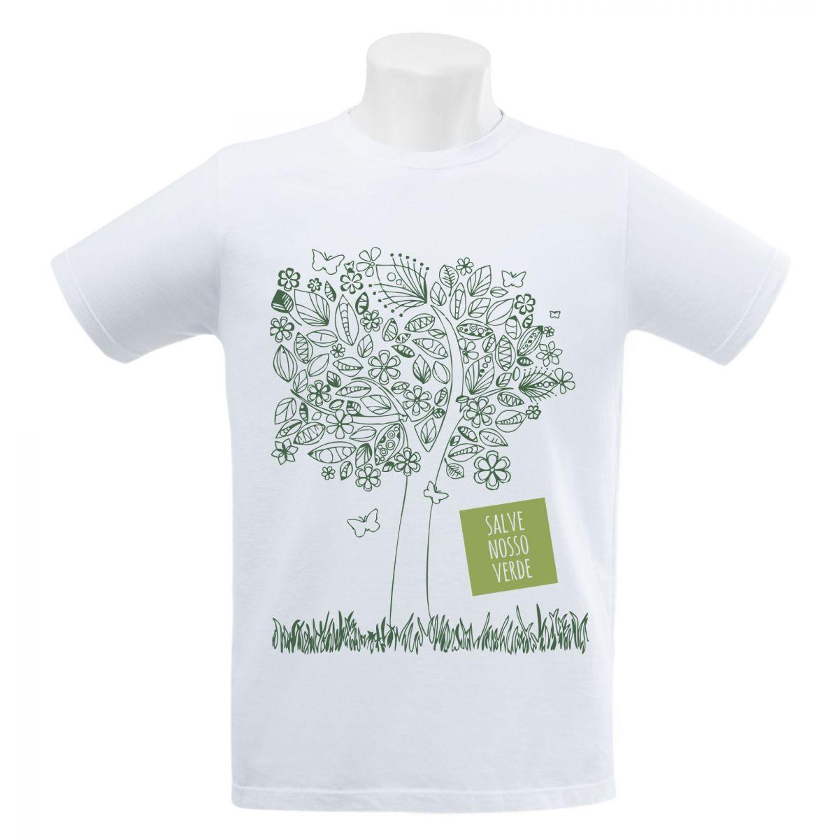 Camiseta Seminate Árvore