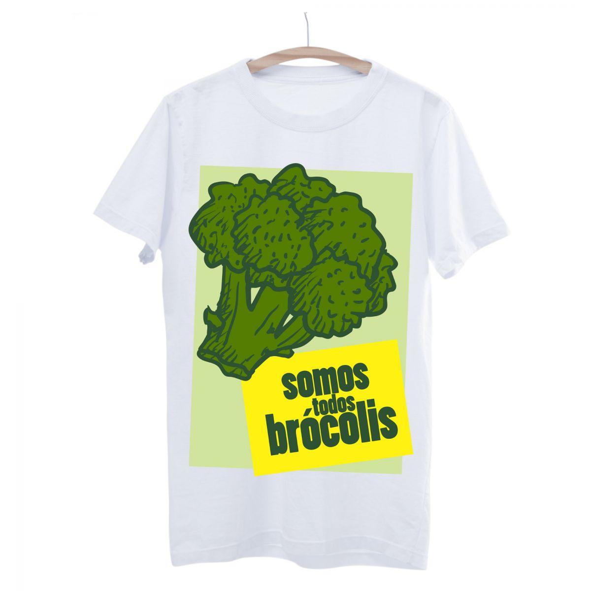 Camiseta Seminate Br�colis