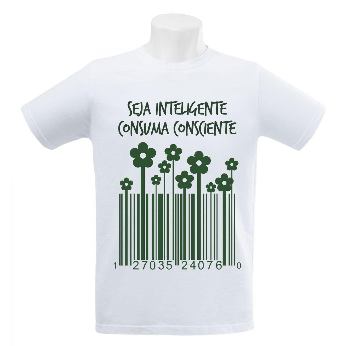 Camiseta Seminate Consuma Consciente