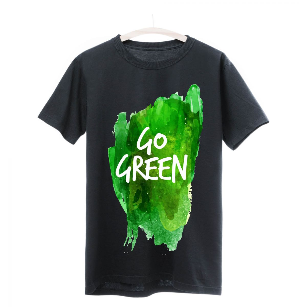Camiseta Seminate Go Green