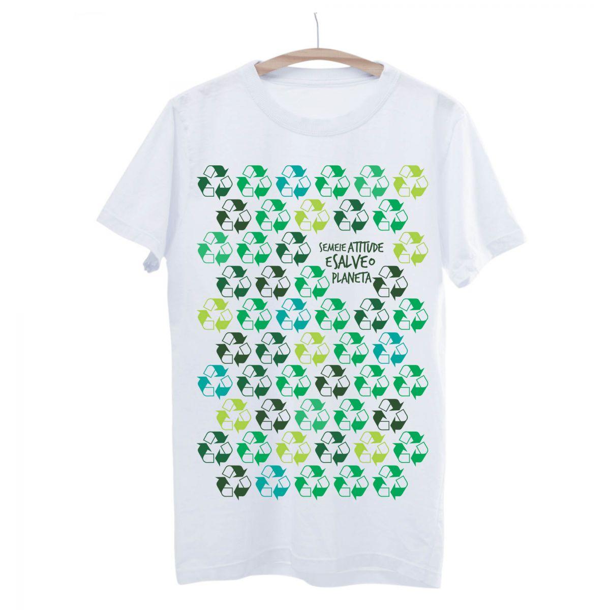 Camiseta Seminate Semeie Atitude