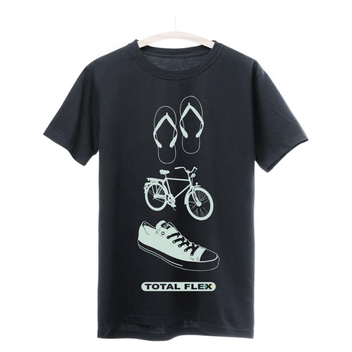 Camiseta Seminate Total Flex