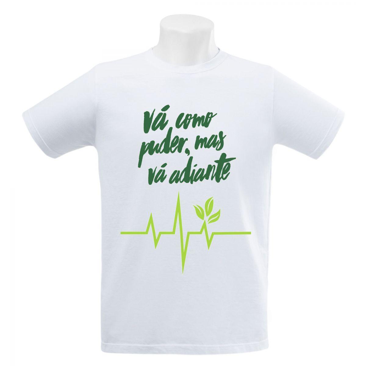 Camiseta Seminate V� Do Jeito Que Der