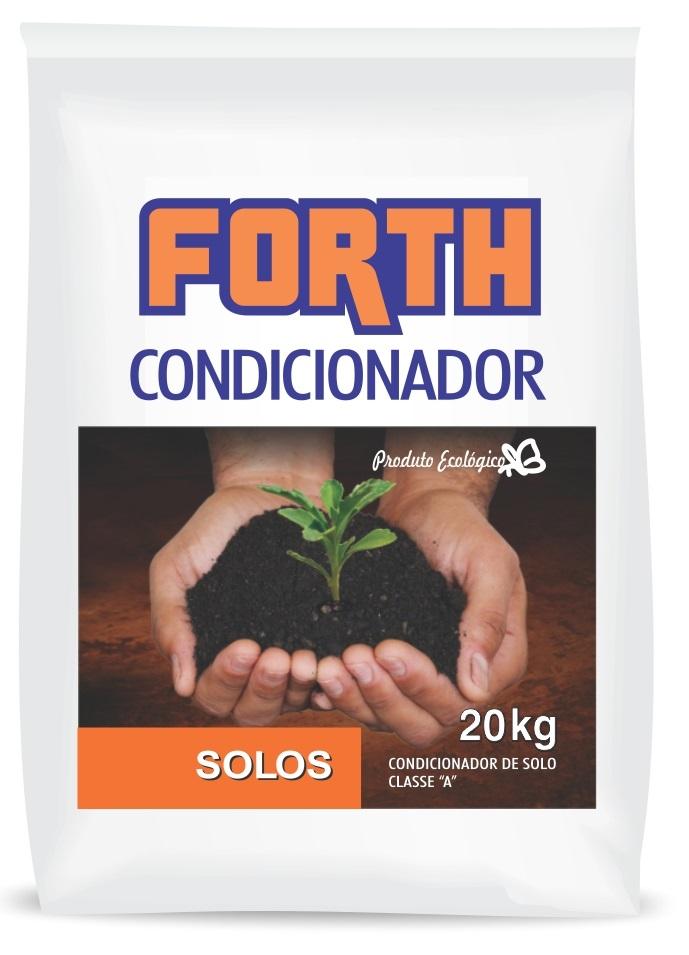Fertilizante Forth Condicionador de Solos - 20 kg