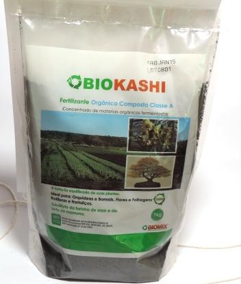 Fertilizante Orgânico Composto Classe A 1kg - Biomix