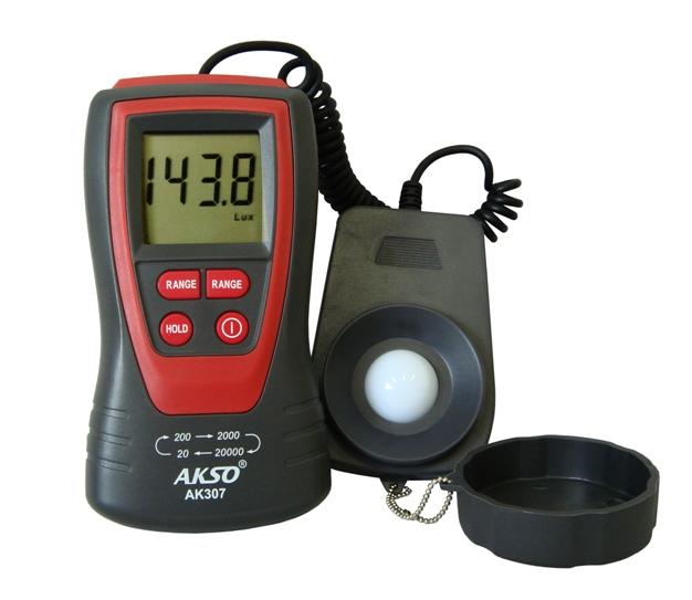 Luxímetro Digital AK307 - AKSO