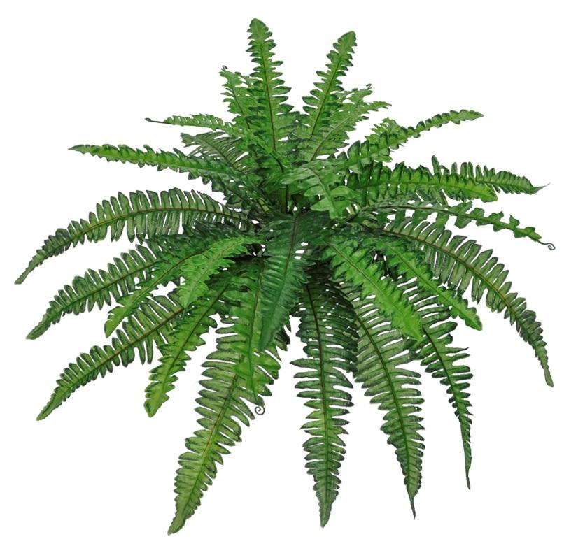 Samambaia artificial 40 cm - Verde