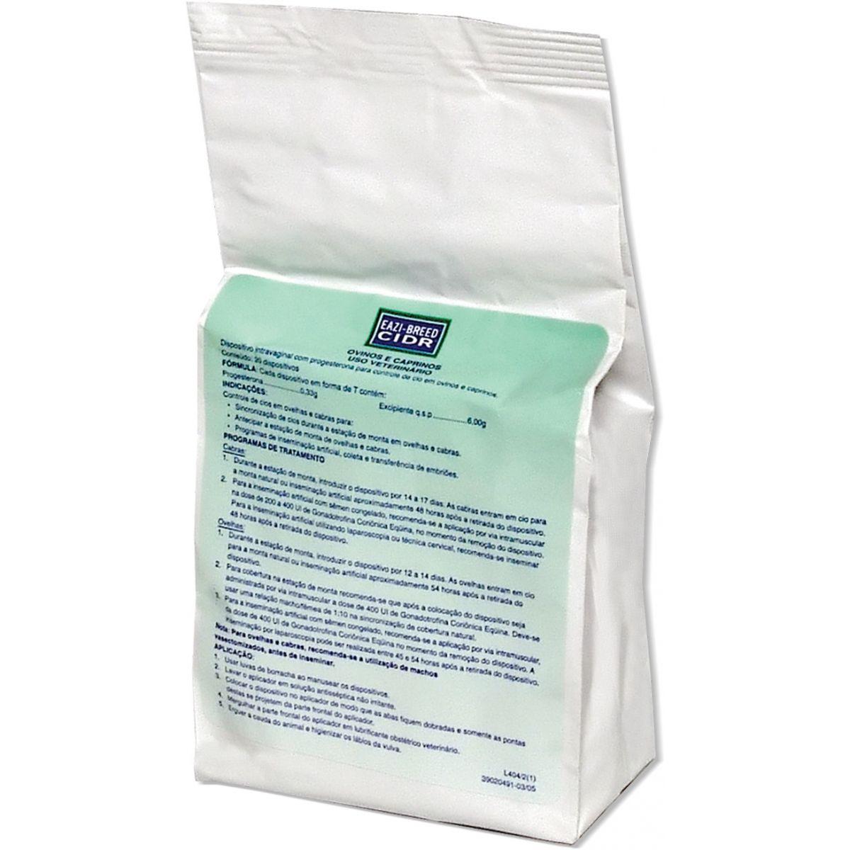 CIDR Ovinos e Caprinos c/ 20 inserts  - Farmácia do Cavalo