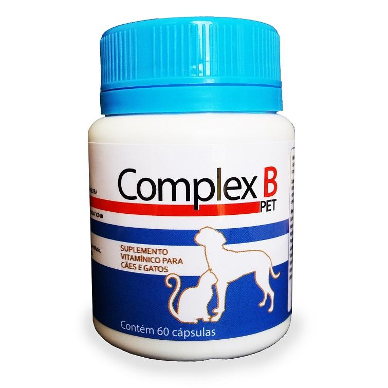 Complex B Pet  - Farmácia do Cavalo