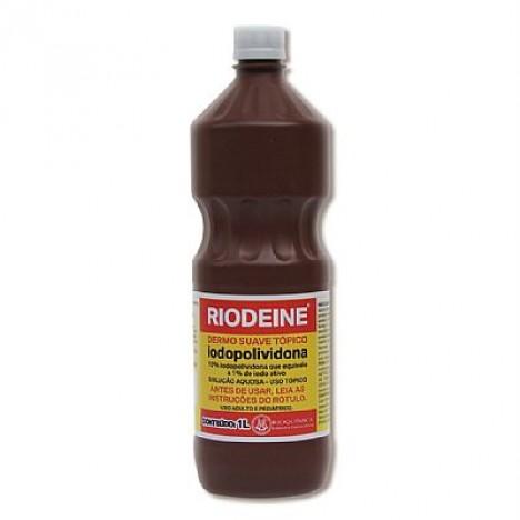 Polvidine Tópico 1L  - Farmácia do Cavalo