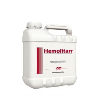 Hemolitan 5L  - Farmácia do Cavalo