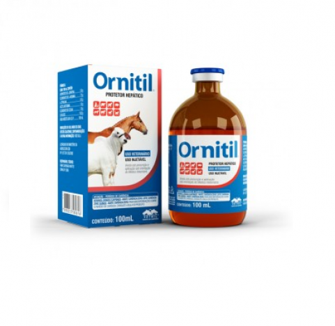 Ornitil 100ml  - Farmácia do Cavalo