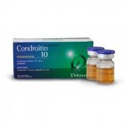 Condroitin-10 (caixa com 4 ampolas de 5ml)