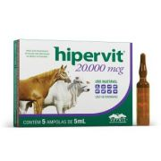 Hipervit 20000mcg 5 x 5ml