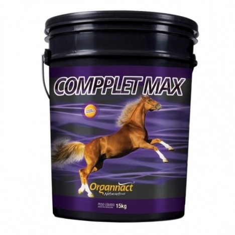 Organnact Compplet Max 15Kg  - Farmácia do Cavalo