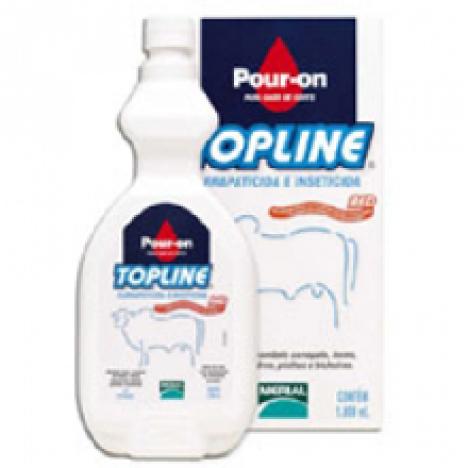 Topline 1L  - Farmácia do Cavalo
