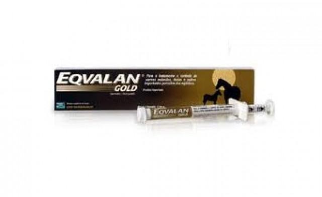 Eqvalan Gold 7,74 g  - Farmácia do Cavalo