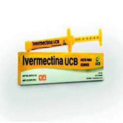 Ivermectina Pasta UCB 6,5g  - Farmácia do Cavalo