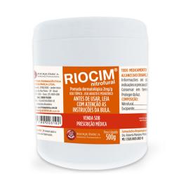 Riocim Pomada 500g  - Farmácia do Cavalo