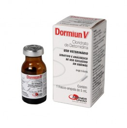 Dormiun V 5ml  - Farmácia do Cavalo