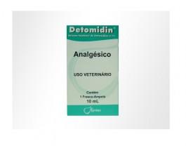Detomidin 10ml  - Farmácia do Cavalo