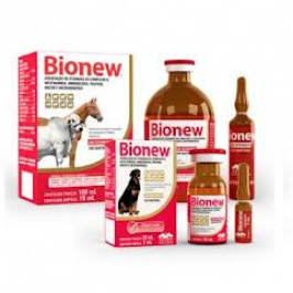 Bionew 100ml  - Farmácia do Cavalo
