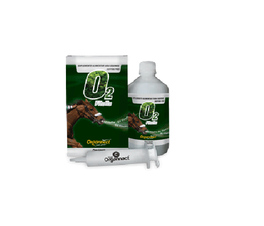 O2 Fitoflu 500ml  - Farmácia do Cavalo
