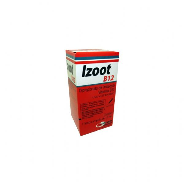 Izoot B12 15ml  - Farmácia do Cavalo