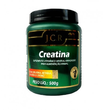 Creatina JCR 500g  - Farmácia do Cavalo