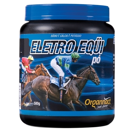 Organnact Eletro Po Eletrolitos 500g  - Farmácia do Cavalo