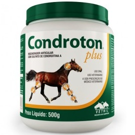 Condroton Plus 500g  - Farmácia do Cavalo