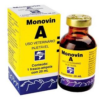 Monovin A 20ml  - Farmácia do Cavalo