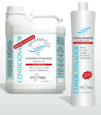 Condicionador Hidratante Vita Horse 5L  - Farmácia do Cavalo