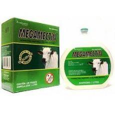 Megamectin 1L  - Farmácia do Cavalo