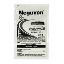 Neguvon 20gr  - Farmácia do Cavalo